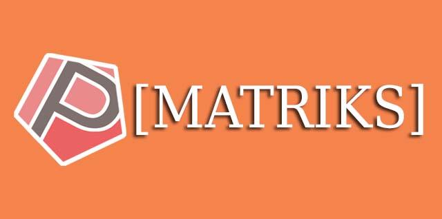 Cover Matriks Profematika
