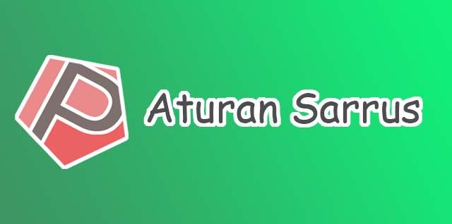 Cover Aturan Sarrus