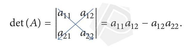 Metode Kupu-Kupu Pada Matriks 2x2